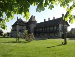 Chambres d'Hôtes - Manoir de Notre Dame, 10 route du Chêne Monsieur, 78270, Port-Villez