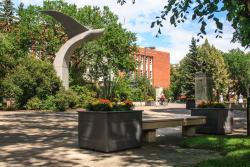 University of Alberta - Hotel, 116 Street & 87 Avenue Lister Centre, University of Alberta, T6G 2H6, Edmonton