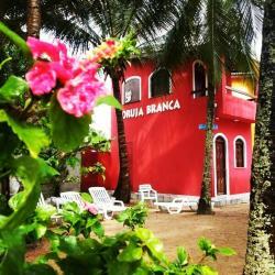 Pousada Coruja Branca, Avenida Beira Mar, 29064 - Ilha de Itaparica, 44470-000, Berlinque