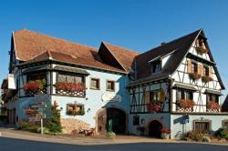 Hotel Restaurant Faller Emmebuckel, 26 Route Du Vin, 67140, Itterswiller