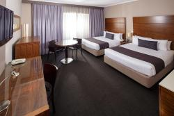 Quality Hotel Dickson, Corner Badham and Cape Streets, Dickson, 2602, Canberra