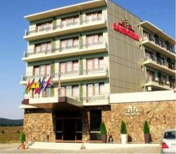 Hotel Sandoria, B-dul. 1 Decembrie 1918, Nr. 297,  540469, Târgu-Mureş