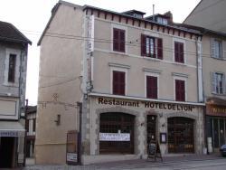 Hôtel De Lyon, 3 Avenue Georges Dumas, 87000, Limoges