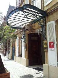 Hôtel De Paris, 24 Avenue Georges Corneau, 08000, Charleville-Mézières