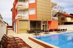 Hotel Via Lacus, 30 Loza Str., 2650, Сапарева-Баня