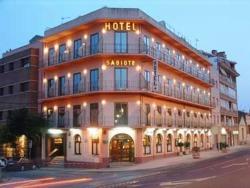 Hotel Sabiote, Mossèn Antoni Doltra,15, 08397, Pineda de Mar