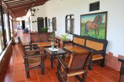 Finca Hotel La Chagra, Pueblo Tapao, Km 1 via once casas, 633008, La Suiza