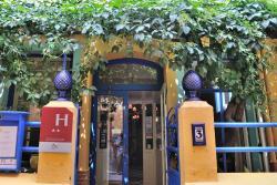 Hotel Cortie, 3 rue Jean-Jacques Rousseau, 66300, Thuir