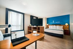 Comfort Hotel Taguatinga, Setor Hoteleiro de Taguatinga, Projeção I , s/n, 72011-000, Taguatinga