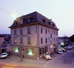 Hotel Central, Hauptstrasse 25, 3186, Düdingen