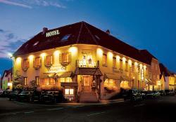 Hotel Restaurant Hanauer Hof, Ortenauerstr.50, 77767, Appenweier