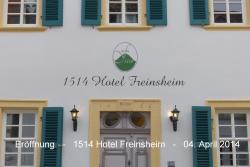 1514 Boutique Hotel Freinsheim, Hauptstraße 29, 67251, Freinsheim