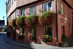 Hotel Hospiz, Neckarhalde 2, 72070, Tübingen