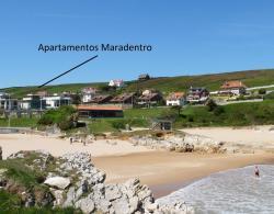Apartamentos Maradentro, Avenida de San Juan de la Canal, 43, 39110, Soto de la Marina