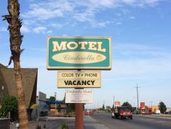 Cinderella Motel, 1533 Highway 46, 93280, Wasco