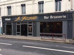 Hôtel Le Fecamp, 15 Rue Jacques Fauquet, 76210, Bolbec
