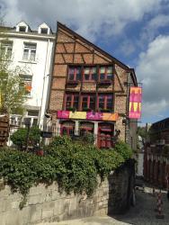 B&B des goûts et des couleurs, Mont du moulin 19, 4800, Вервье