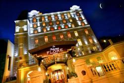 Hôtel Princesse Flore, 5 Place Allard, 63130, Royat