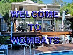 Wombats Bed & Breakfast - Apartments, 144 Brisbane Water Drive, Point Clare, 2250, Gosford