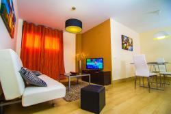 Apartamentos 16:9 Playa Suites, Jaul, 88, 04007, Almería