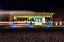 Hotel Aqua Spa & Resort, Carretera Nacional Martinez Tlapacoyan, Colonia El Mirador, 93607, Martínez de La Torre