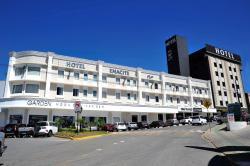 Hotel Emacite Flex, Rua Coronel Vitorino Bacelar, 89, 89300-000, Mafra