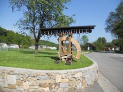 Kulturzentrum Sturmmühle, Au 10, 4351, Saxen