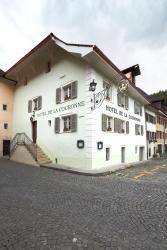 Hotel de la Couronne, Rue du 23 Juin 3, 2882, Saint-Ursanne