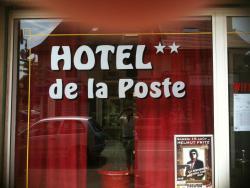 Hôtel de La Poste, 49 Rue du Centre, 74140, Douvaine