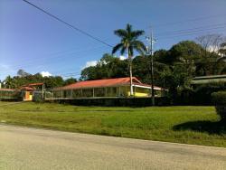 Hotel Fortuna Verde, 300 m norte de Escuela La Fortuna, sobre carretera Interamericana Sur, 61001, Italcancori