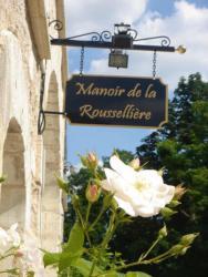 Manoir De La Rousselliere, Lieu Dit La Rousselière, 37600, Loches