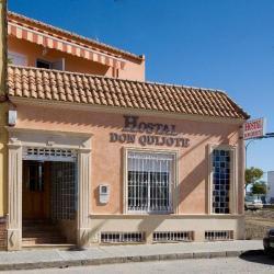 Hostal Don Quijote, Avenida Las Tinajas, 12, 41520, El Viso del Alcor
