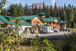 Bell 2 Lodge, Highway 37 North, km 248, V0J 3S0, Bell II