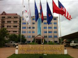 Pursat Century Hotel, #239A, Peal Nhek 1 Village, Sangkat Phteah Prey,, Pursat