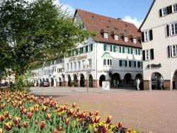 Hotel Krone, Marktplatz 29, 72250, Freudenstadt