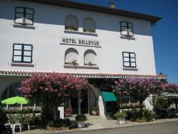 Hotel Bellevue, 2 rue Carnot, 40110, Morcenx