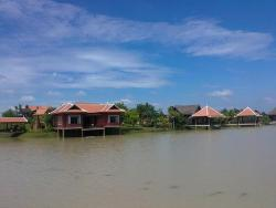 Romdoul Island Chalet, Dong Village, Balang Commune, Baray District,, Bronze Lake