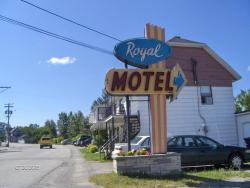 Motel Royal, 19 rue Saint-Louis, G0L 1E0, Cabano