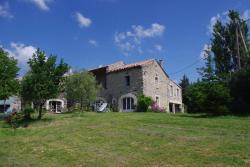 Chambres d'Hotes La Grange au Negre, St. Philippe Le Haut, 07400, Alba La Romaine