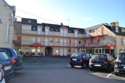 Hotel Eisenhower (ex King Hôtel), 20 Rue du Nord, 14520, Port-en-Bessin-Huppain