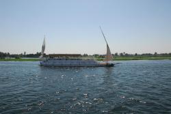 Dahabiya Amoura - Esna-Aswan, Dahabiya Dock,, Esna