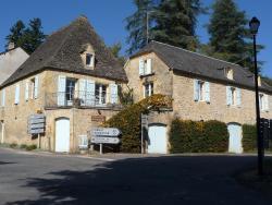 Chambres des Randonneurs, Le Bourg, 24590, Saint-Geniès