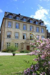 Le Château Ricard, 7, Rue Hygonnet, 12130, Saint-Geniez-d'Olt