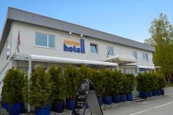 Sentrum Hotel, Rådhusveien 14, 6770, Nordfjordeid