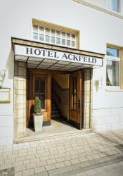 Ackfeld Hotel-Restaurant, Bertholdstr. 9, 33142, Büren