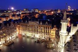 Hotel Queen Mary, 23 Rue 'T Kintstraat, 1000, Brussel