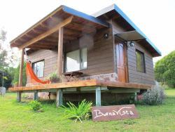 Cabañas del Vuulcan, Ruta 226 km 40, 7620, Villa Residencial Laguna Brava