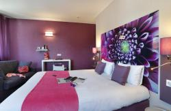 Inter-Hotel Saint Martial, 21 Rue Armand Barbes, 87100, Limoges