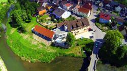 Landgasthof zum Hirschen, Mühlenstraße 1, 97285, Tauberrettersheim
