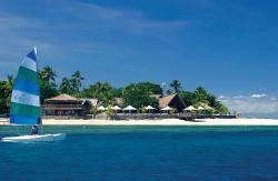 Castaway Island, Fiji, Castaway Island, Mamanuca Islands, ., Castaway Island